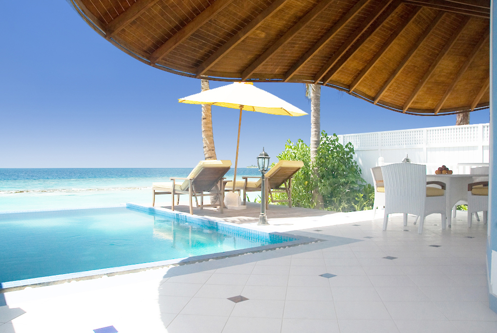 Luxury Pool Villas Maldives: Centara Grand Island Resort & Spa Maldives