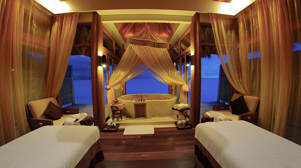 Home Spa Design Ideas: Anantara Dhigu Resort & Spa Maldives