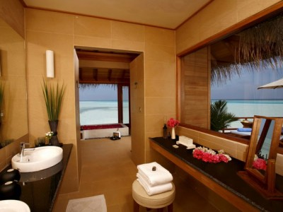 Over Water Suite bathroom