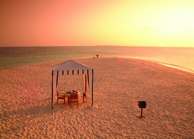 Beach _ Private Pergola