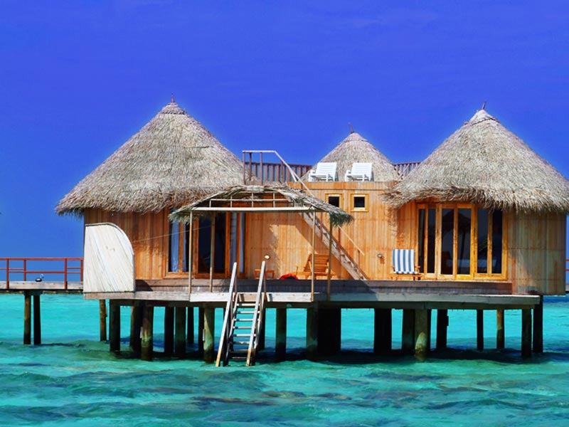 Family Water Villas1
