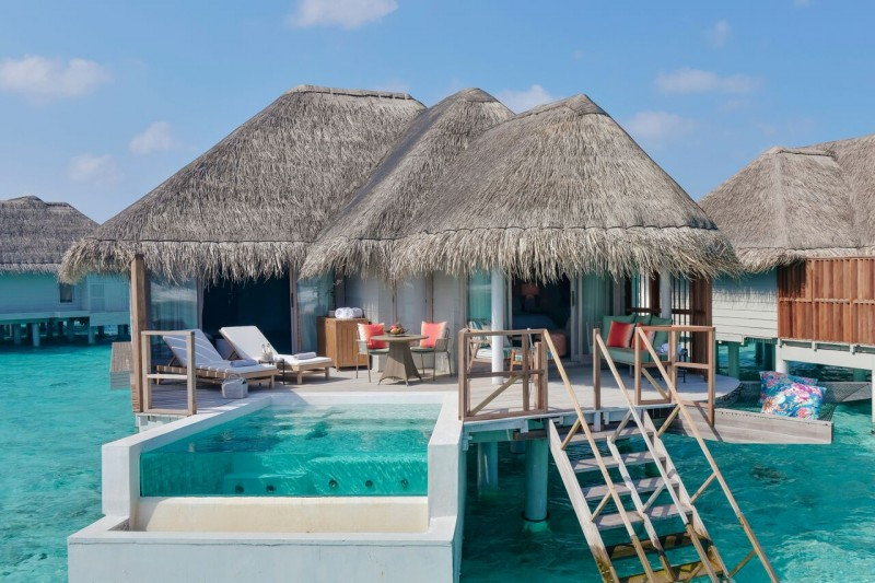 Grand Water Villa with Pool (3)