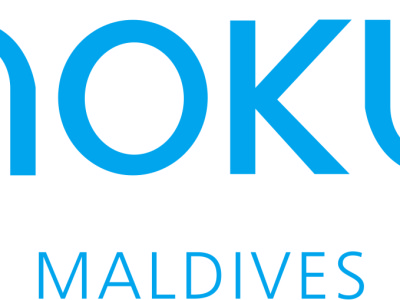 Noku-Maldives logo - blue