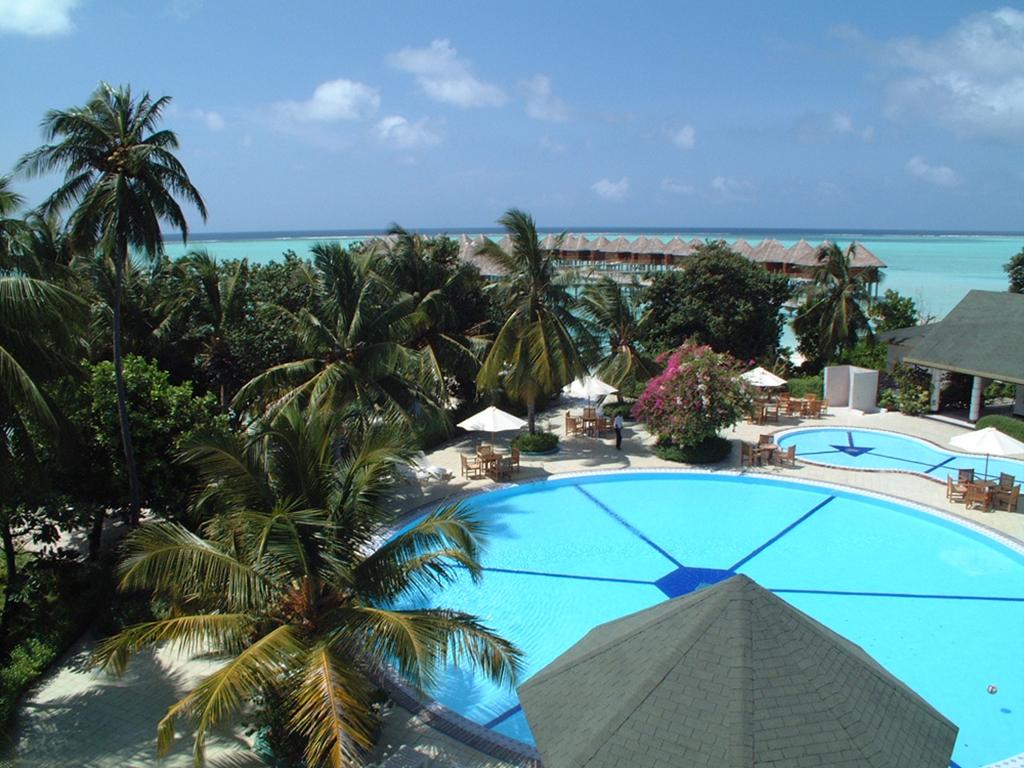 Olhuveli Beach Amp Spa Resort Lets Go Maldives