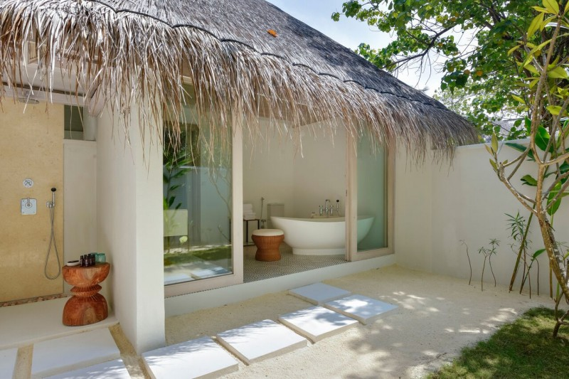 Retreat Beach Pool Villa Bathroom