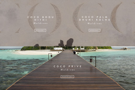 coco-collection-website