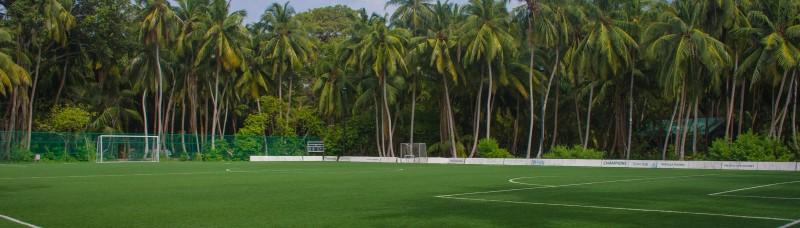 Amilla Arena - Soccer Pitch