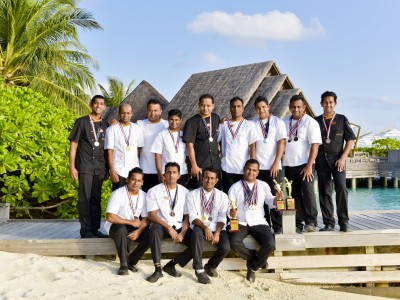 Baros Maldives Chefs ©Baros Maldives (2)