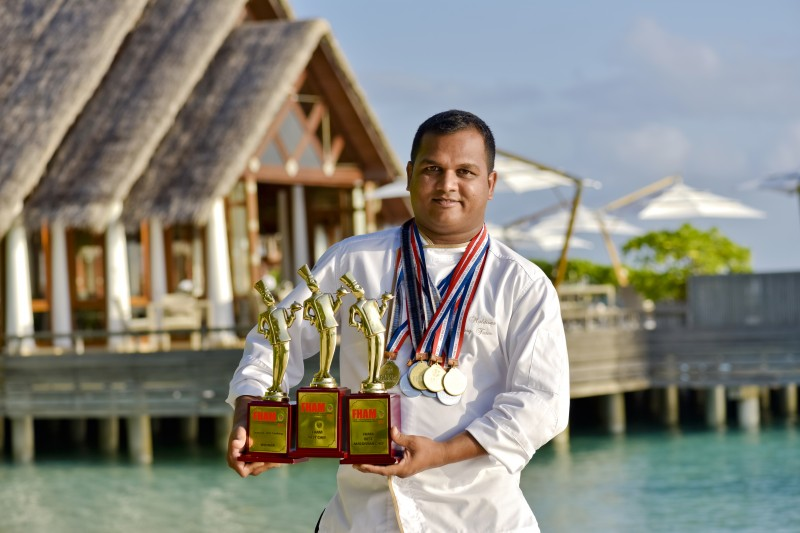 Chef Ibrahim Nathif ©Baros Maldives (1)