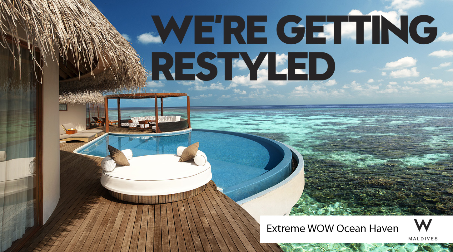 Extreme Wow Ocean Haven W restyling