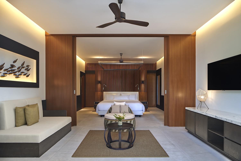 Westin Maldives - Island Suite Pool King web