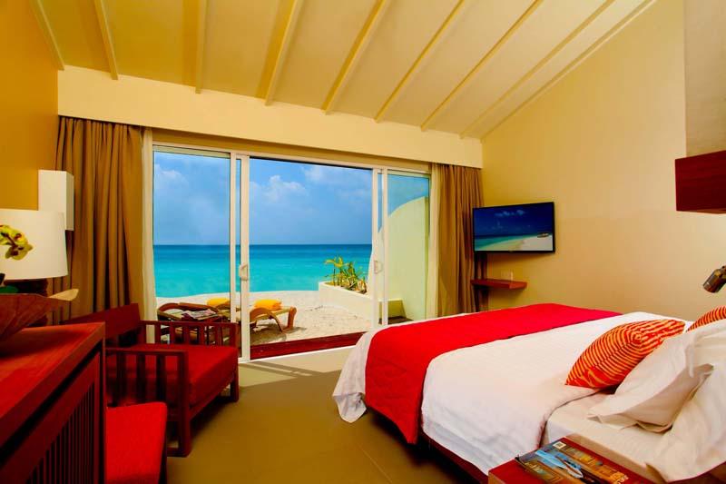 6-Ocean Front Beach Villa 5