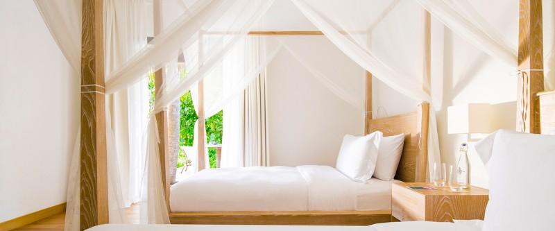 2nd Bedroom of 2 bedroom Beach Villa (201)