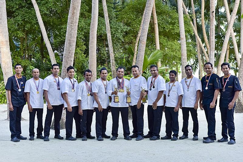 Baros Maldives Chefs ©Baros Maldives (1)