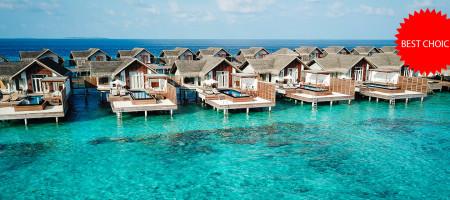 Fairmont Maldives Siru Fen Fushi