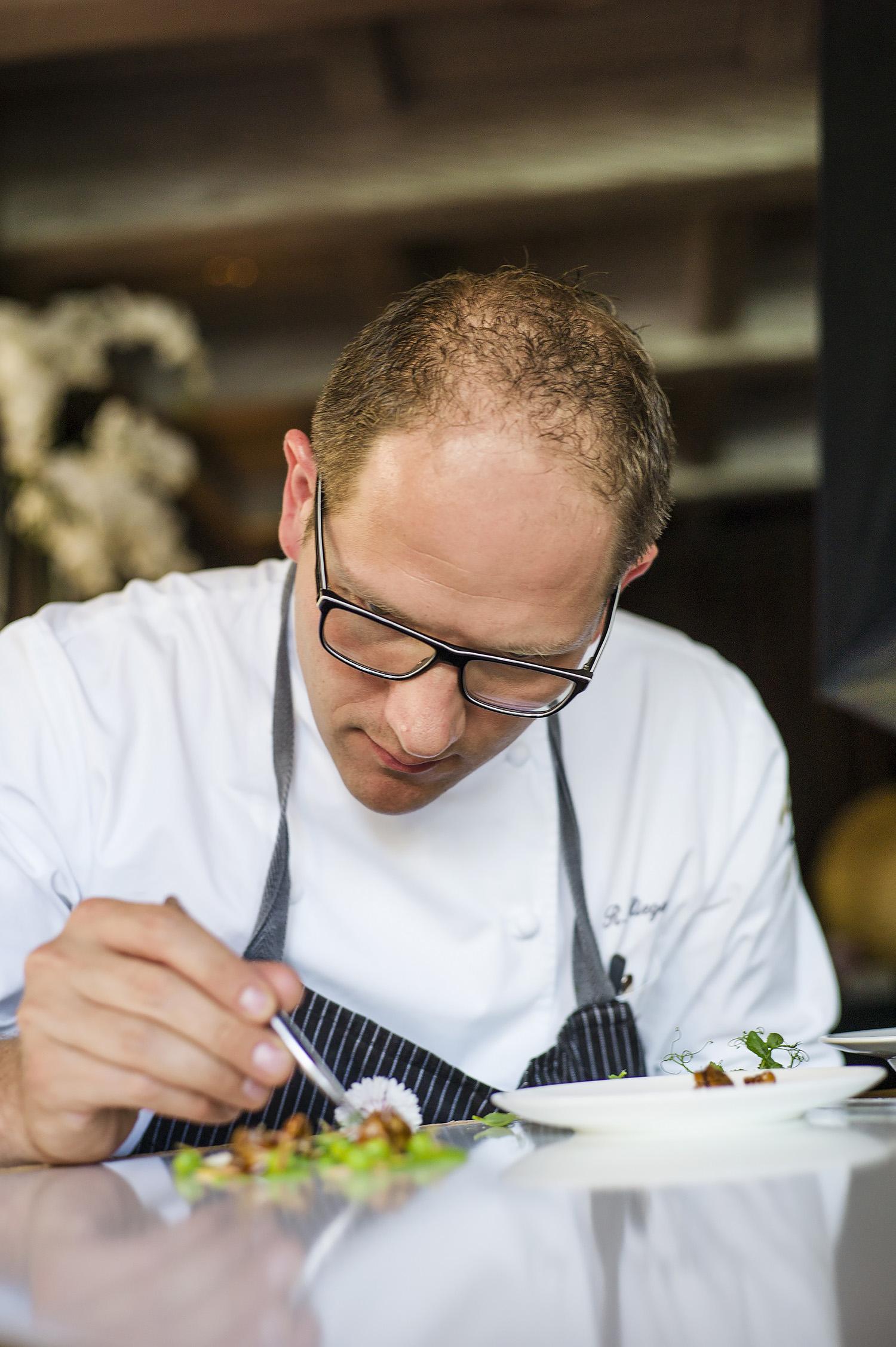 Chef Rolf Fliegauf Angsana 3