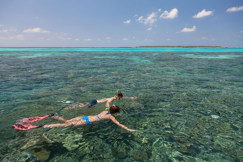 Innahura Snorkeling