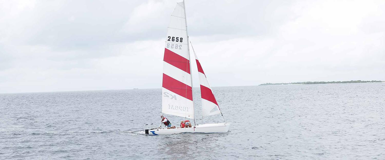 Catamaran Heritance Aarah