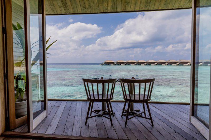 Kagi Maldives Spa Island spa corner