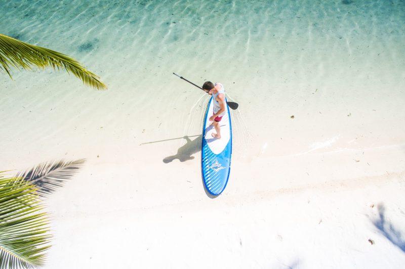 Huvafen Fushi Maldives water sports