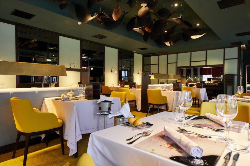 Riu Palace Krystal Fusion restaurant