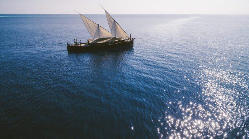 Huvafen Fushi Maldives dhoni cruises
